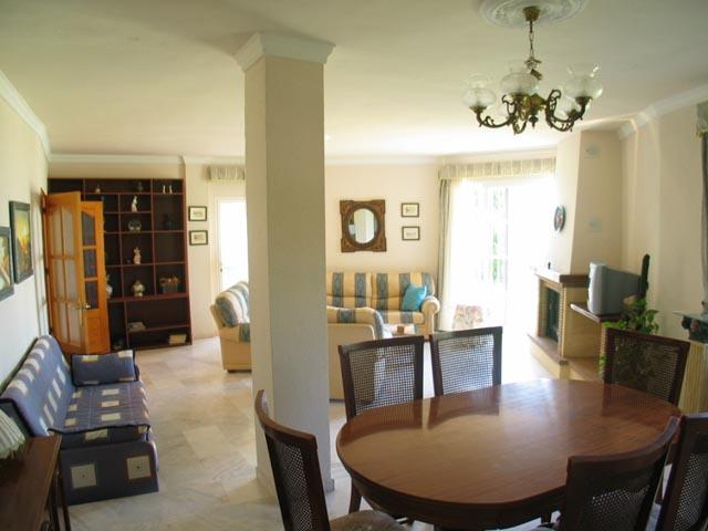 Villa (hus) til leie i Rincon de la Victoria